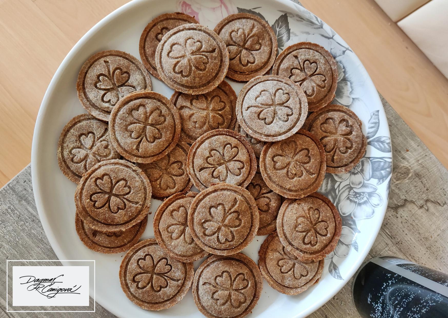 Škoricové sušienky poupečení
