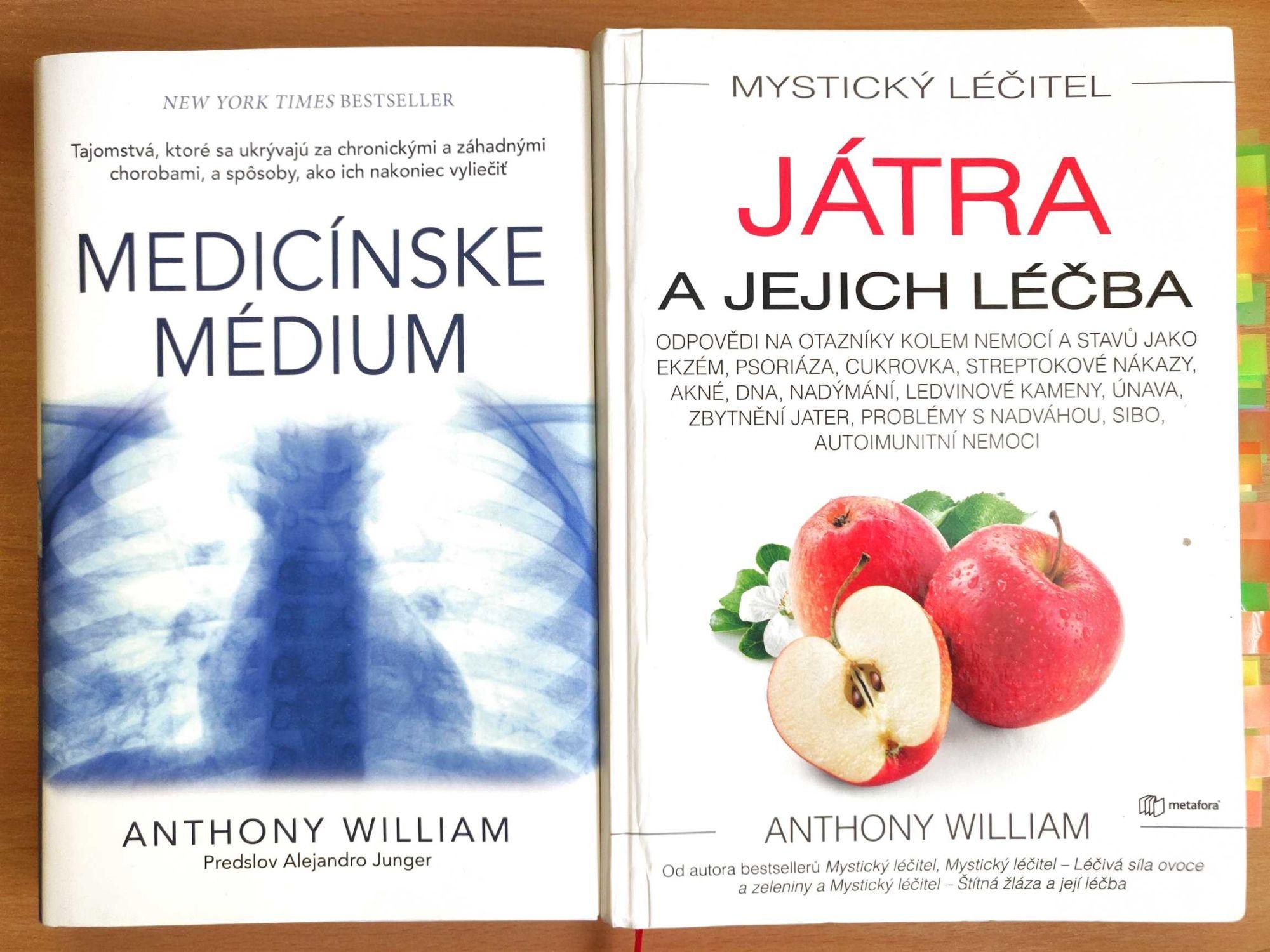 Knihy oliečbe tela